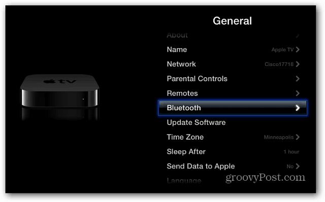 General Bluetooth