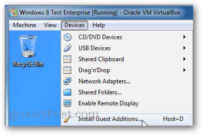 virtualbox guest additions