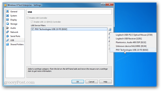 How to Mount Physical USB Devices in a Virtualbox VM