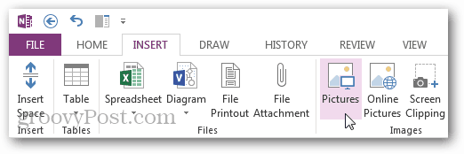 How to Capture Text in Images with OneNote 2013