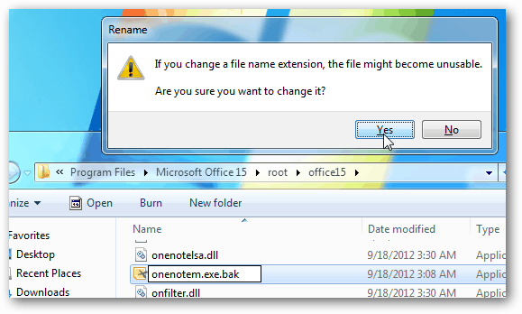 change file extension to disable clipping tool