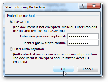 protection method