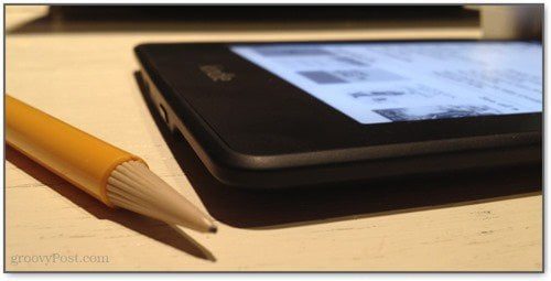 kindle paperwhite thickness