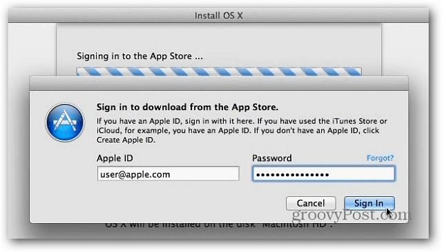 Apple Account