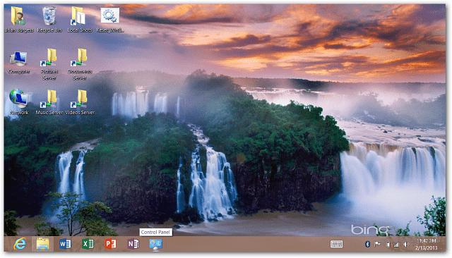 Bing Image Wallpaper Surface