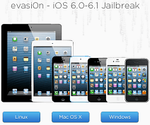 how to jailbreak ios 6 0 devices with evasi0n