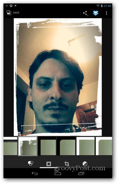 Nexus 7 add borders to image