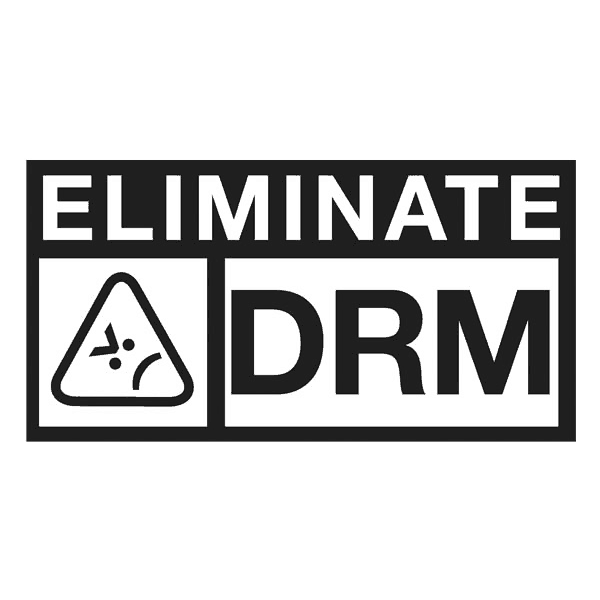 Eliminate DRM from your eBooks