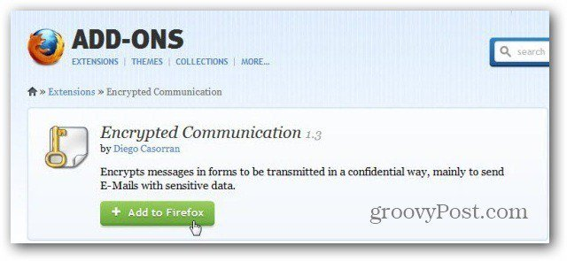 encrypted communication