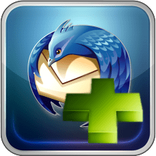 Thunderbird Add-on Icon Logo