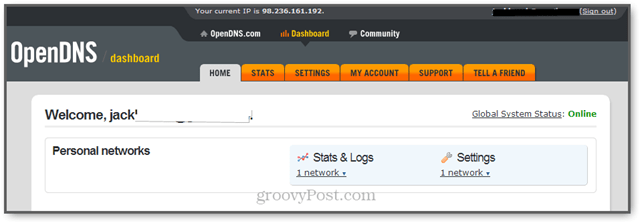 opendns servers - 208.67.222.222 and 208.67.220.220
