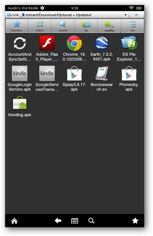 How to Install All Google Apps onto the Kindle Fire HD
