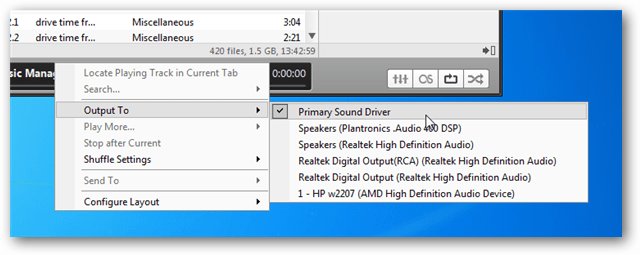 MusicBee Is a Free Music Player for Windows