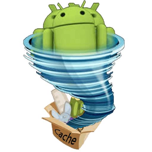 Clean out the App Data Cache on Android