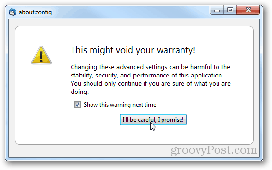void your fake warranty