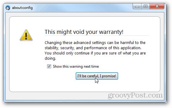 void your fake warranty