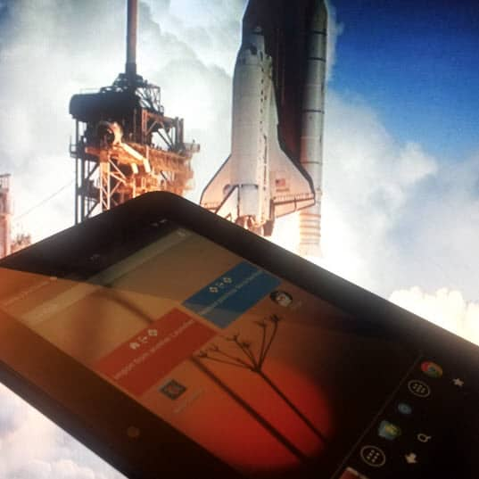 Put custom launchers on the Kindle Fire HD