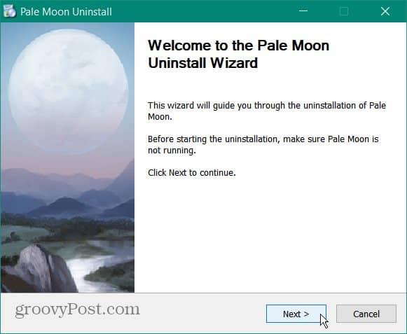 program or app uninstaller
