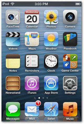 how to make a folder on ipad screen