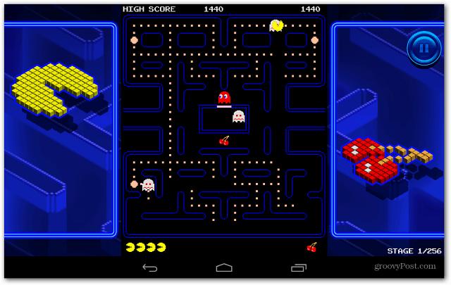 Pac-Man Landscape