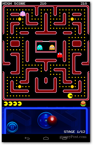 PacMan Tournament Mazes