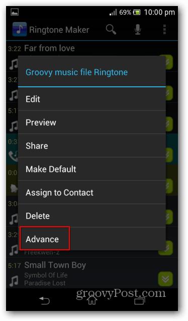 Ringtone Maker advance
