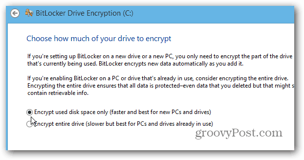 faster encrypt