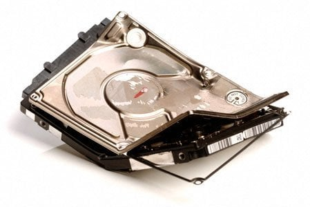What to do when a HDD breaks