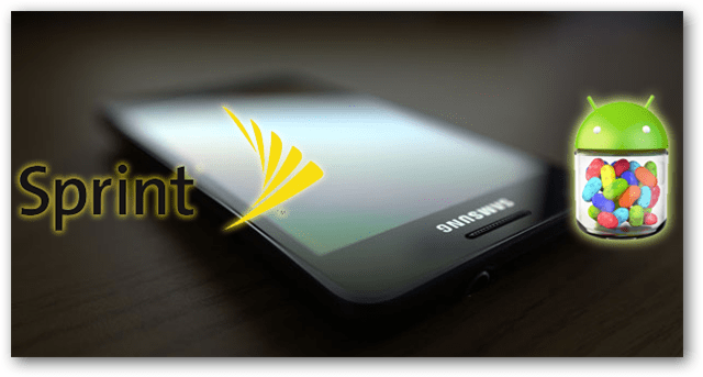 Sprints flavor of the Samsung Galaxy SII finally gets an official JB update