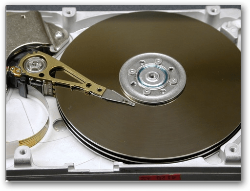 hard drive internal