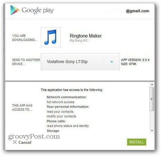 install ringtone maker