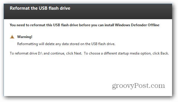 Drive Formats
