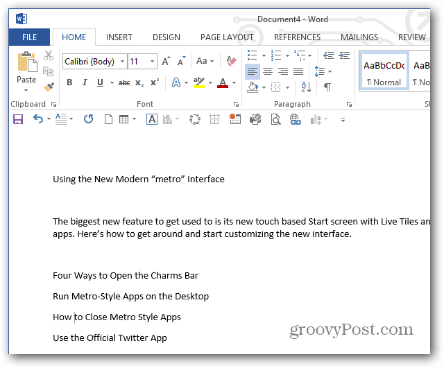 make microsoft word always paste in plain text