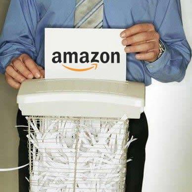 Shred your Amazon Shopping History