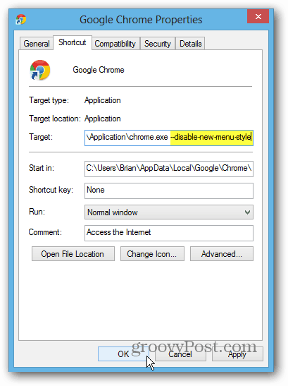How To Get Google Chrome's Old Right-Click Menu Back