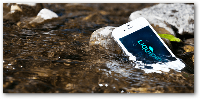 Waterproof Electronic Devices