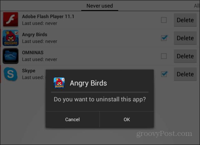 Easy Uninstaller uninstall app