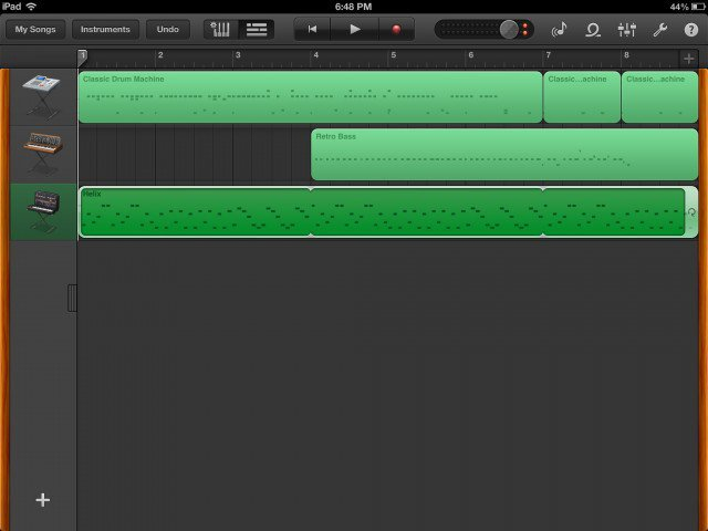 How to Import a GarageBand iOS File to Logic Pro on Mac OS X