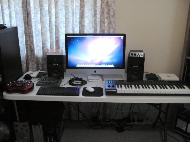 Setting up a basic home studio the other stuff - Home studio ...