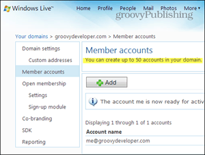 windows live max members