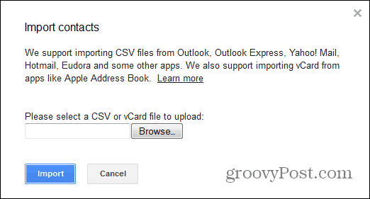 outlook.com to gmail contacts excel