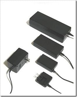 what happens if you use the wrong power adapter?