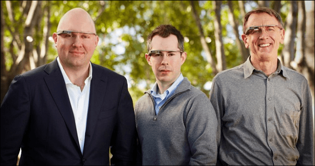 Google Glass Investors