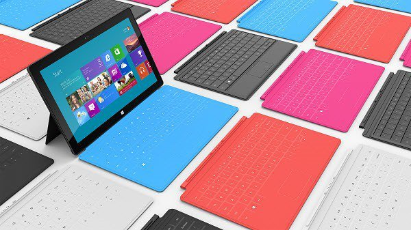 Microsoft Surface Covers