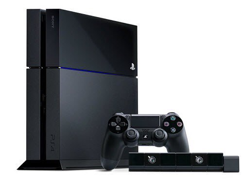 Sony PlayStation 4 with Eye