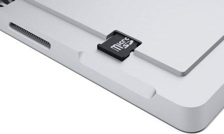 Microsoft Surface Microcard reader