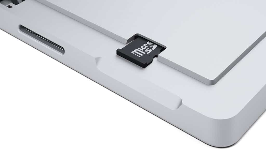 Microsoft Surface Microcard reader