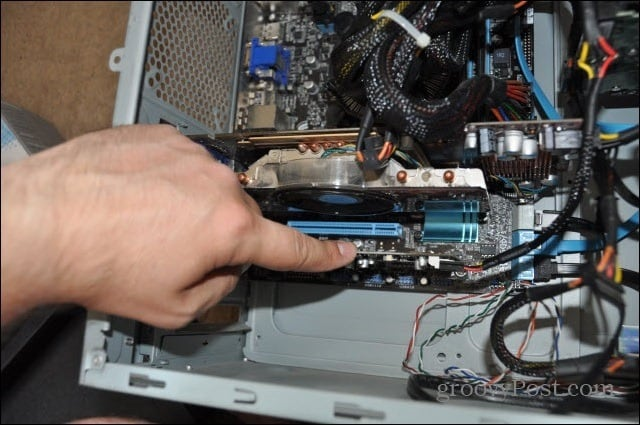Upgrade PC sound card slot