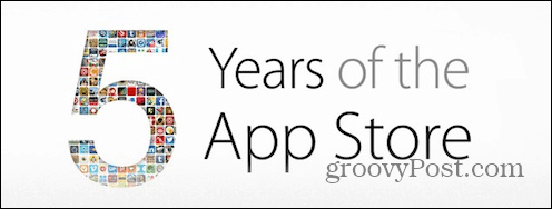 Apple is giving away a handful of apps for free Popular Quality Apps Available Free to Celebrate Apple's App Store Fifth Anniversary (Update)