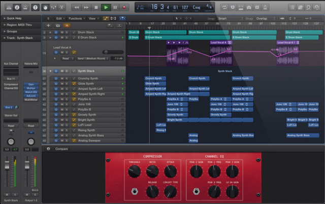 Apple today released Logic Pro X on the Mac App Store Logic Pro X Now Available in Mac App Store for $200